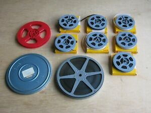 Kodachrome 8MM Home Movies, Black&White1940's Old Cars&Models