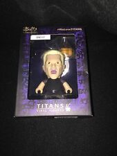 "Buffy the Vampire Slayer Spike 4.5"" 2015 Titans Vinyl Figures/20th Century Fox"