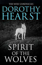 Spirit of the Wolves-ExLibrary