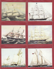 GDS  CARDS  -  SET  OF  L 20  CLIPPERS  AND  YACHTS  -  2007