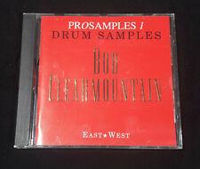 Prosamples 1: Drum Samples Bob Clearmountain Sampling CD