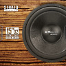 "CT Sounds Strato 15"" D2 800 Watt RMS 15 Inch Dual 2 Ohm Car Subwoofer Audio Sub"