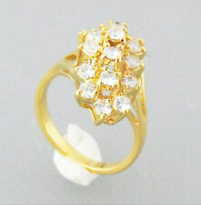 Unbranded Alloy Cluster Fashion Rings