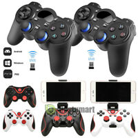 Lot Wireless Gamepad Bluetooth Controller Joystick For Android Phone TV Box PC