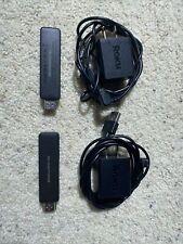 Roku Streaming Stick, 2 Units, 3600X HDMI, NO REMOTE INCLUDED