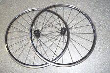 Shimano WH-R500 WH-R501 Rennrad-Laufradsatz  schwarz-grau 8/9/10fach