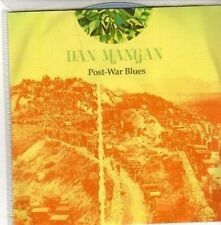 (CH218) Dan Mangan, Post-War Blues - 2011 DJ CD