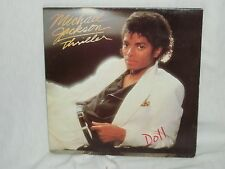Vintage Album Michael Jackson  Thriller 12' LP 33 1/3     POP