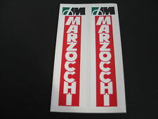 BIMOTA KB1 KAWASAKI MARZOCCHI FRONT FORK DECALS FOR POLISHED LEG TYPE