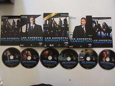 Les experts Manhattan l'intégrale saison 1, coffret 6DVD, Série TV/Policier