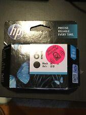 Genuine HP 61 Black Ink Cartridge