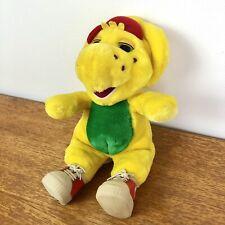Rare Vintage 1997 Lyons Barney BJ Plush Soft Toy 13in