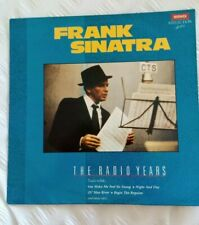 Mint Condition: Frank Sinatra The Radio Years Vinyl LP RECORD