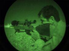 Guerra Ejercito Soldado Pistola Rifle Marino Francotirador Noche Cartel impresión bb3418a