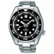 Nuevo Seiko Prospex Esfera Negra Re-Issue 1968 Buzos Reloj para hombres SLA021