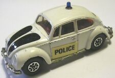 Vintage Diecast CORGI TOYS Made Great Britain scala 1:43_ VOLKSWAGEN 1200 POLICE