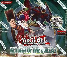 YUGIOH RETURN OF THE DUELIST 1ST EDITION BOOSTER BOX BLOWOUT CARDS