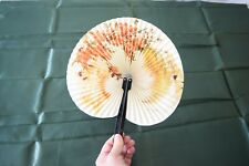 Chinese Paper Folding Hand Fan