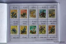 Carnet de Circulation AFRIQUE DU SUD timbres  voir les 12 photos GCA01