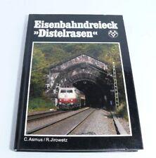 Eisenbahndreieck  Distelrasen   von C. Asmus und R. Jirowetz  Buch