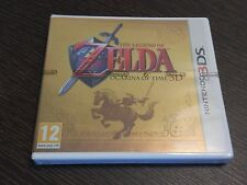 Nintendo 3DS Zelda Ocarina of Time 3D ( PAL España )