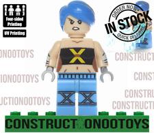 Aquaman Hook lego Custom PAD UV PRINTED Minifigure