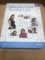 Maternal Child Nursing Care, 4th Edition Evolve Learning Mosby 9780323057202