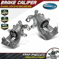 2x Brake Caliper Rear for Opel Vauxhall Astra G H Meriva Omega Combo 2000-2014