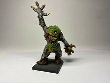 Warhammer Wood Elf Sylvaneth AOS - Wood Elf Treeman - OOP Metal Pro Paint