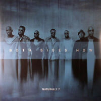 NATURALLY 7 Both Sides Now (2017) 11-track vinyl LP album NEW/SEALED
