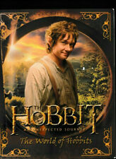 LOR:J R R Tolkien/The Hobbit An Unexpected Journey:The World Of Hobbits