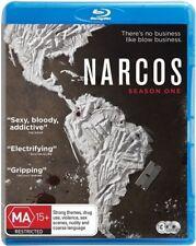 Narcos - Season 1 : NEW Blu-Ray