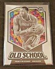 2019-20 Panini Mosaic Old School Tracy McGrady