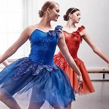 Adult M BLUE Romantic Ballet Dance Costume Forest of Fairies (start quan of 10)