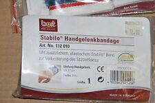 BORT 112010 STABILO HANDGELENKBANDAGE HANDGELENK-BANDAGE GR. 1 BLAU 112 010 NEU