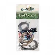ROAD TRIP EMBELLISHMENT KIT (COMPLETE SET), from Pine Needle Patterns, *NEW*