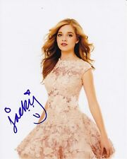 Jackie Evancho Signed Autographed 8x10 Photograph