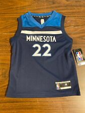 Andrew Wiggins Minnesota Timberwolves youth medium basketball jersey new