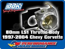 BBK 1997-2004 CHEVY CORVETTE 80mm LS1 POWER PLUS THROTTLE BODY 1708