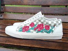 754068509ee554 Leather Euro Size 42 VANS Old Skool Athletic Shoes for Men for sale ...
