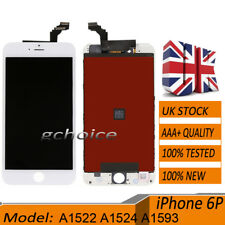 For Apple iPhone 6 Plus LCD Display Touch Screen Digitizer Replacement White