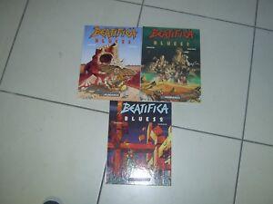 Beatifica Blues tomes 1 à 3