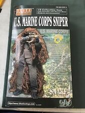 "BBI Blue Box 1/6 Scale 12"" Elite Force US Marine Corps Snake Action Figure A"