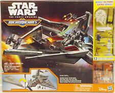 """NEW! Star Wars VII Micro Machines First Order """"Star Destroyer"""" Playset {3051}"""