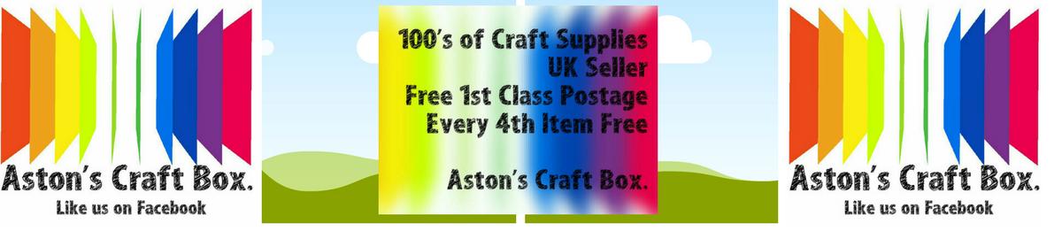 Aston's Craft Box.