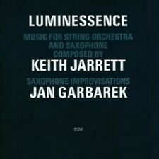 "KEITH JARRETT ""LUMINESSENCE"" MCD NEU JAZZ"