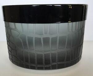 "Yankee Candle CROCODILE MIST Jar Candle Barrel Shade 5.5"" X 4"" New In Box"