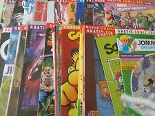34 Hefte vom Gratis Comic Tag 2016 alle Titel zum selber auswählen