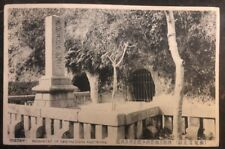1919 Aonogahara Japan Pow Rppc Postcard Cover Ww1 German prisoner To Han Germany
