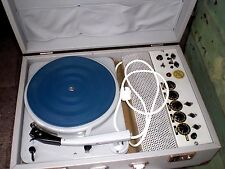 ASCHENBACH Sammler Vintage RecordPlayer Lenco Plattenspieler Klangfilm Mischpult